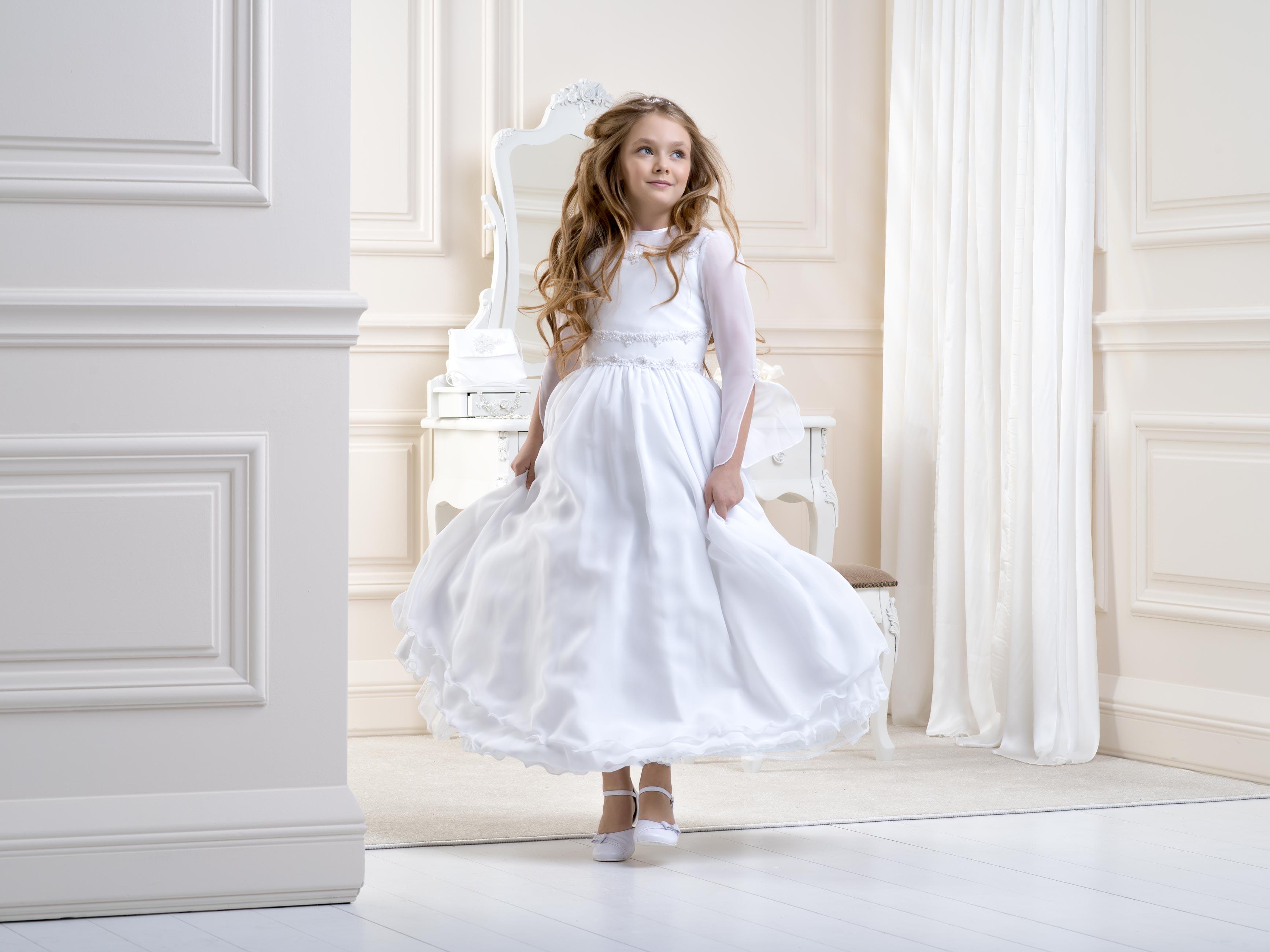 Flower Girl/Communion Dress LB20