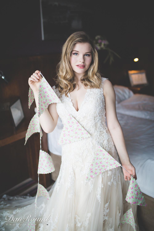 Brides By Harvee Lois - Trumpet wedding dress