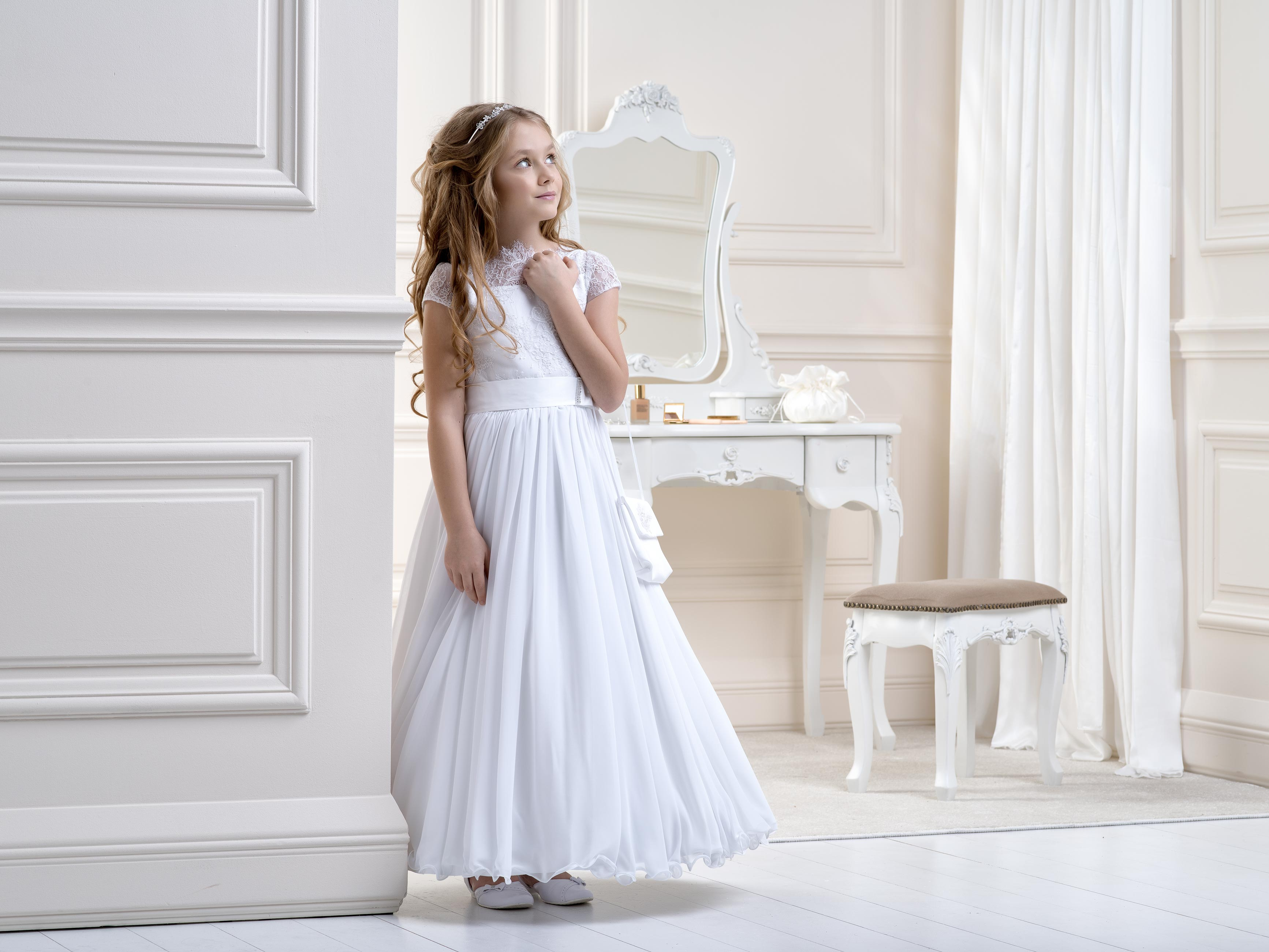 Flower Girl/Communion dress LB10