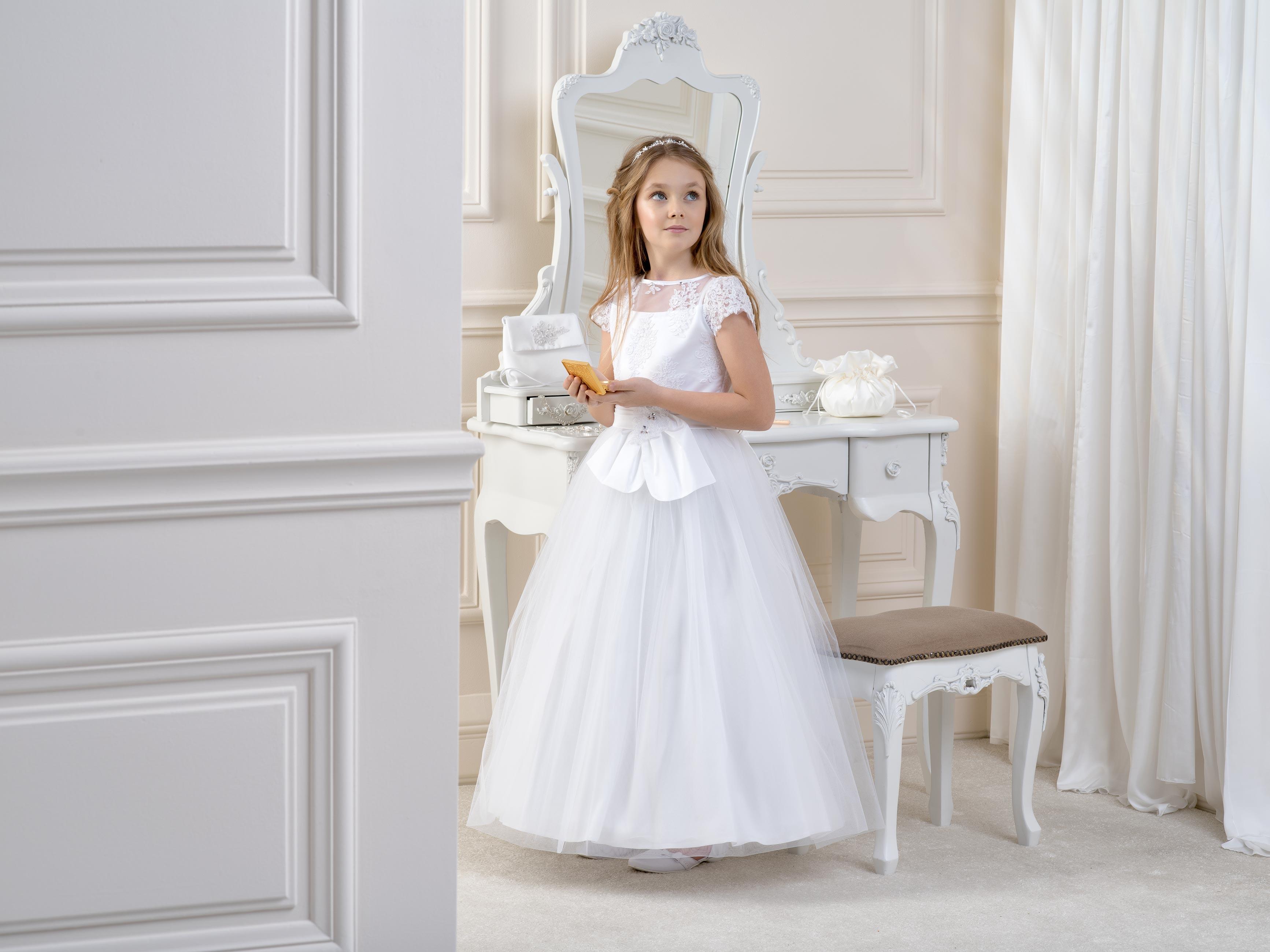Flower Girl/Communion Dress LB19