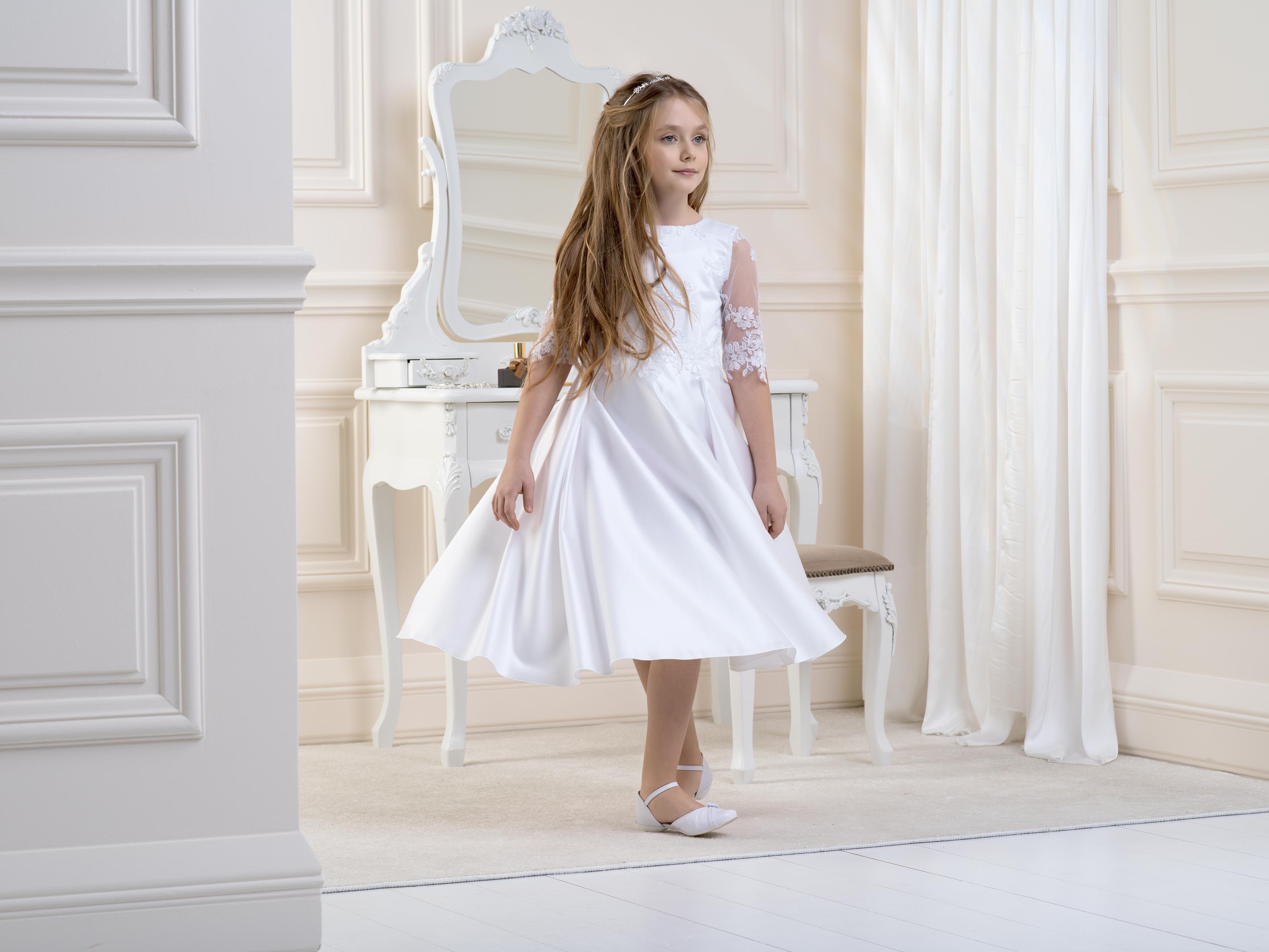 Flower Girl/Communion Dress LB05