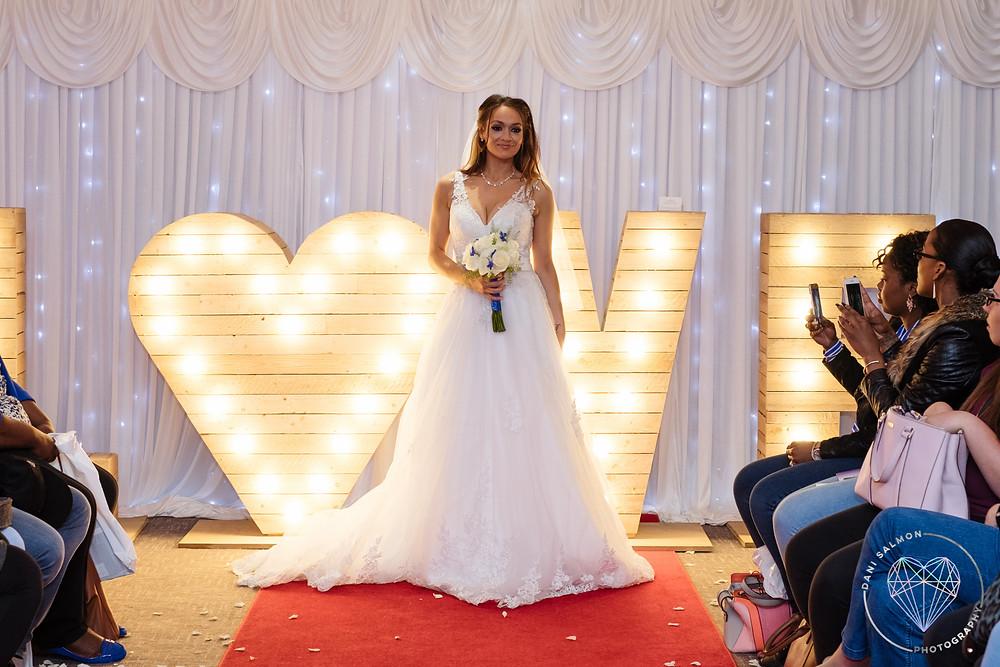 Brides By Harvee Halo - A-Line wedding dress