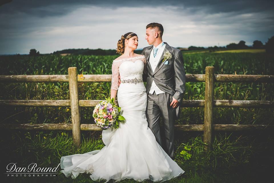 Brides By Harvee EM140 - Fishtail wedding dress