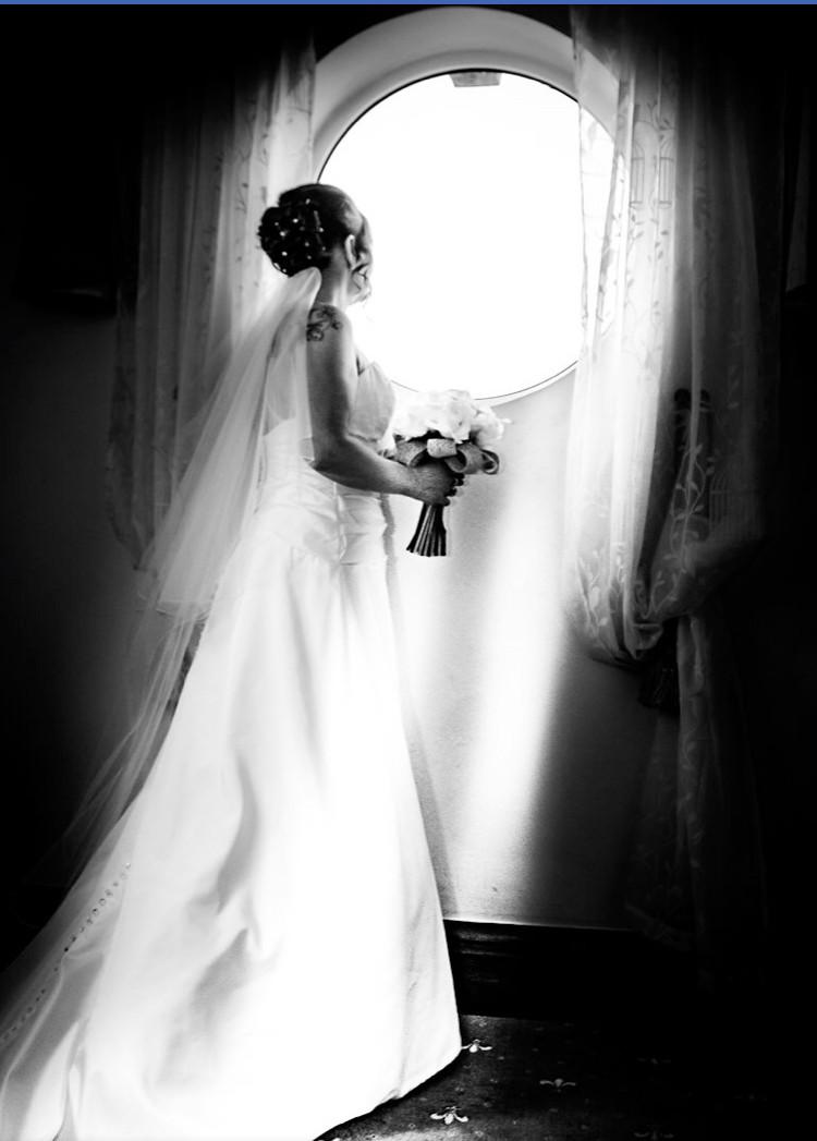Benjamin Roberts 2730 wedding dress