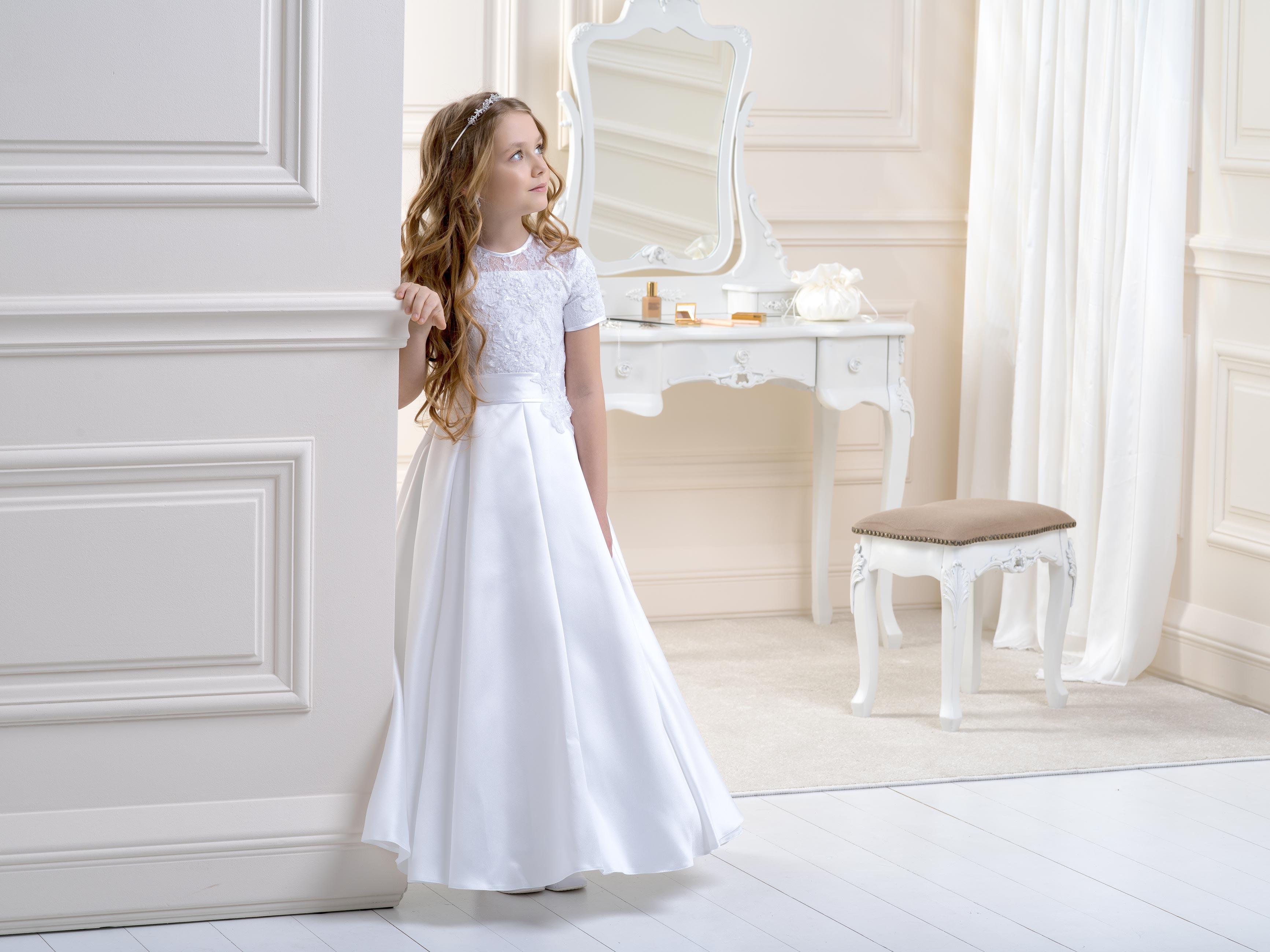 Flower Girl/Communion Dress LB15