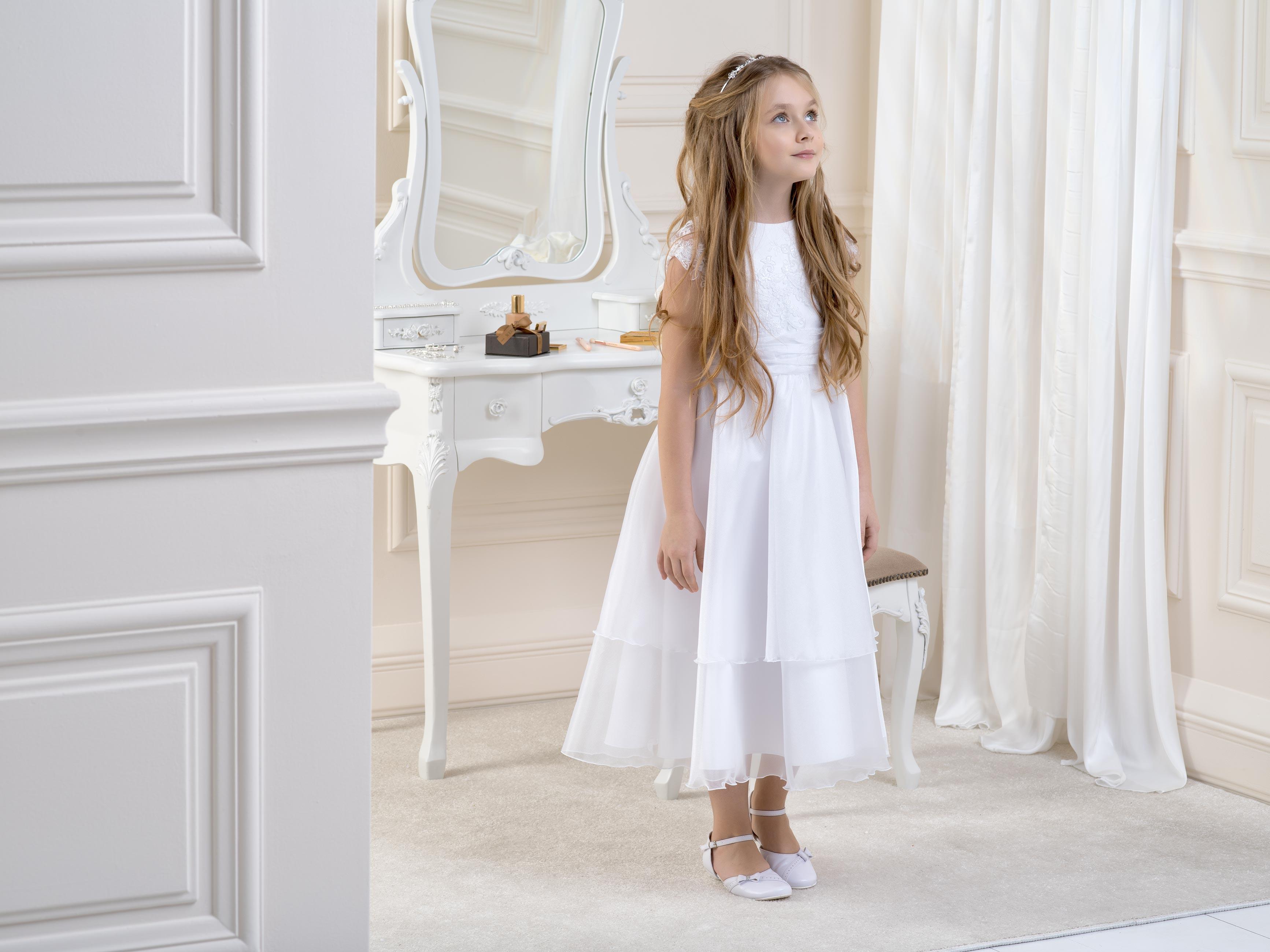 Flower Girl/Communion Dress LB03