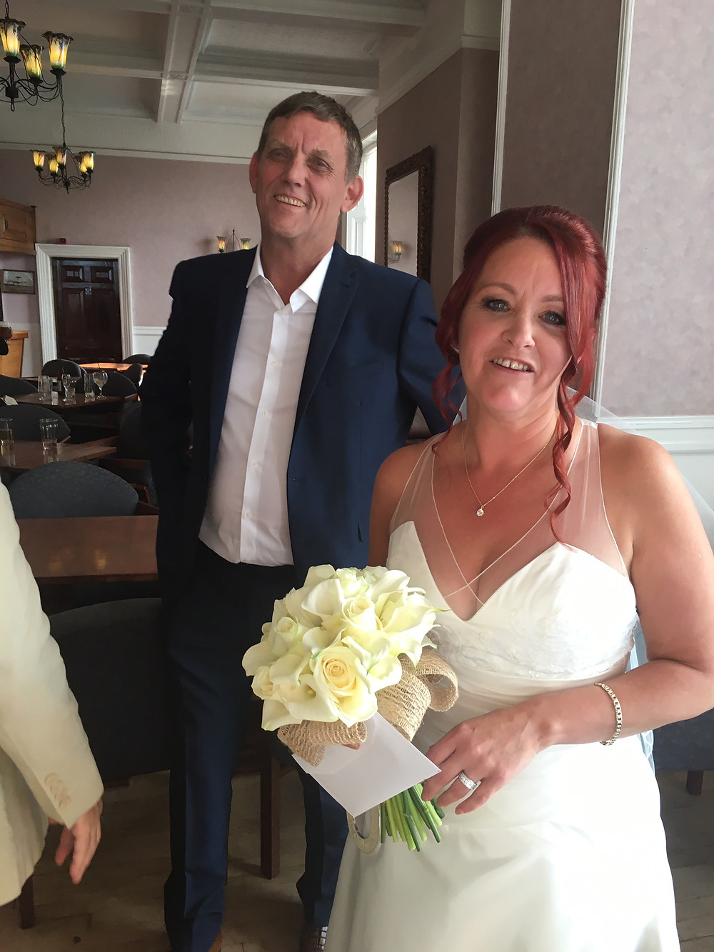 Destination wedding, Cornwall