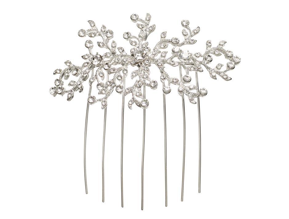 Diamante bridal hair comb