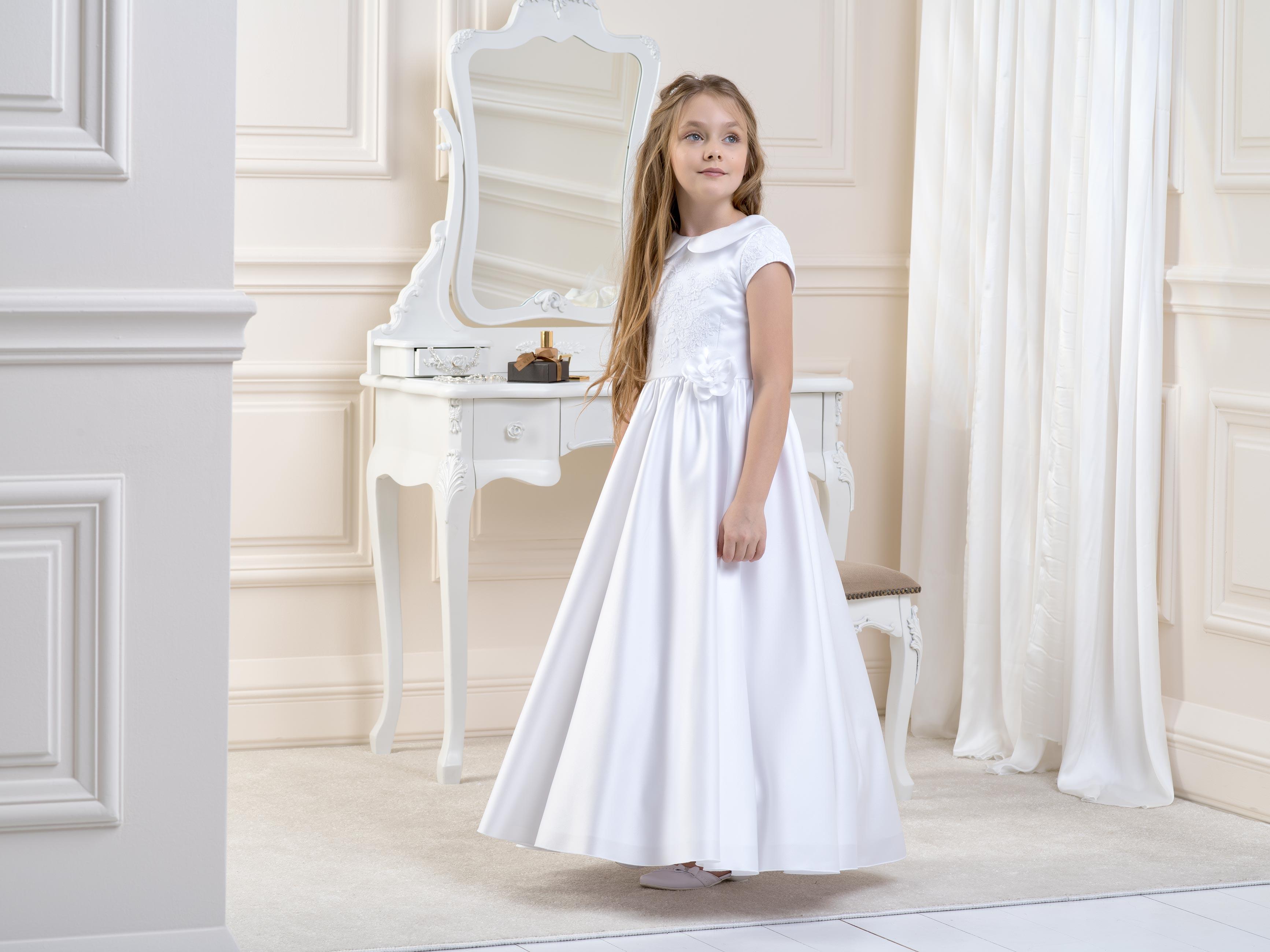 Flower Girl/Communion Dress LB04
