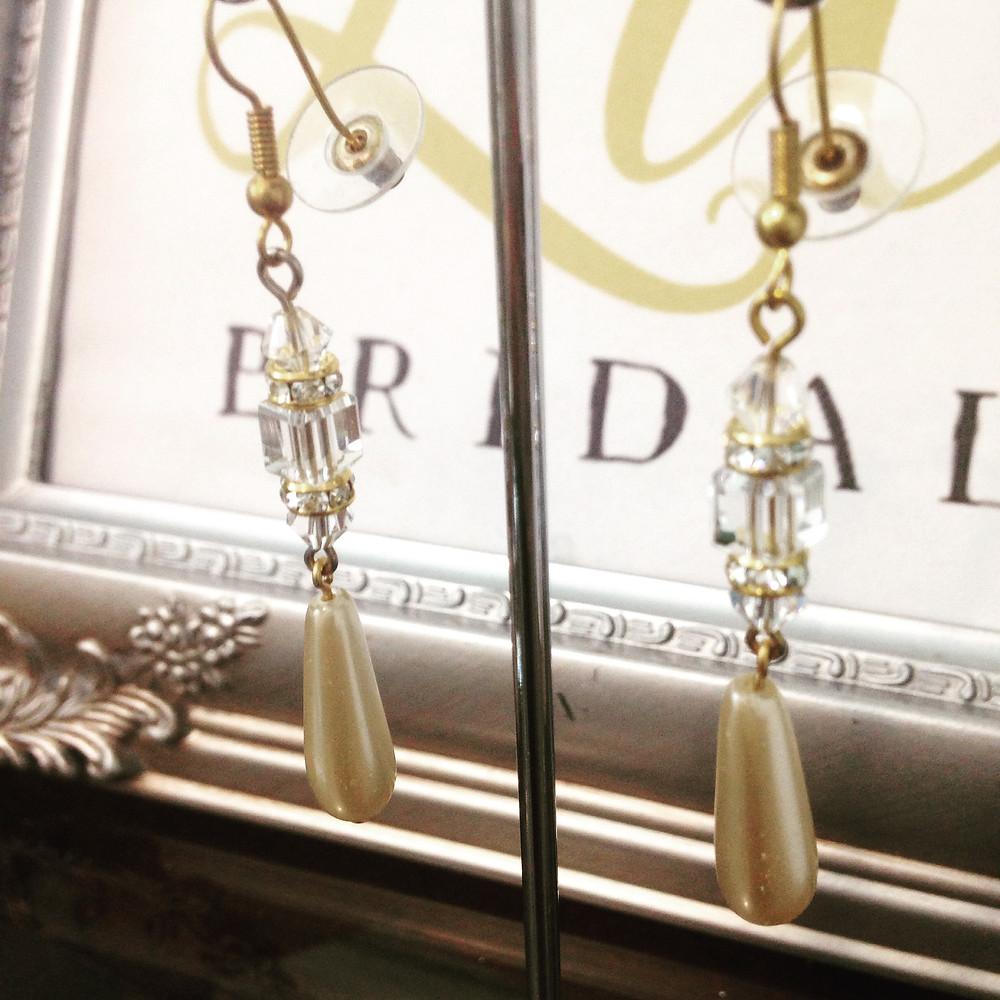 Handmade wedding jewellery - lief bridal