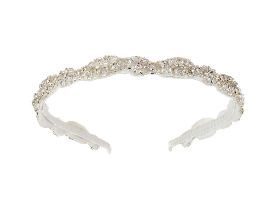 Beaded Bridal hair band