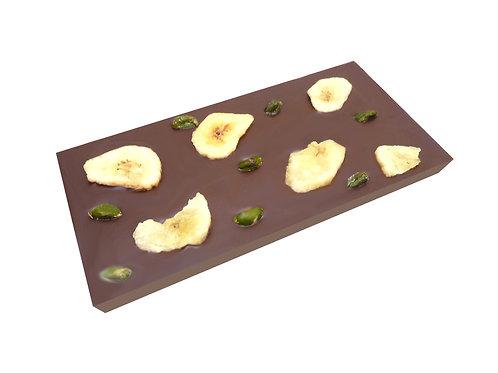 Banane - Pistazie