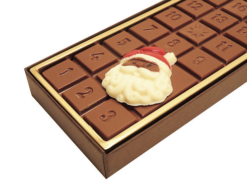 Adventskalender Tafelschokolade