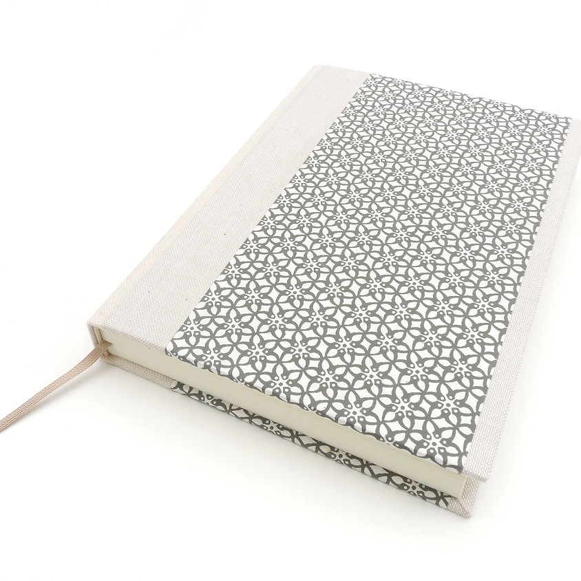 BOOK | Thread stitching with hardcover