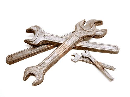 Schraubenschlüssel (30er)