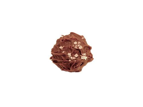 100g Trüffelpraline Fleur de Sel