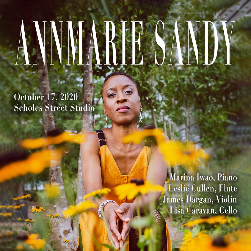 Mezzo-soprano AnnMarie Sandy Debut Recital