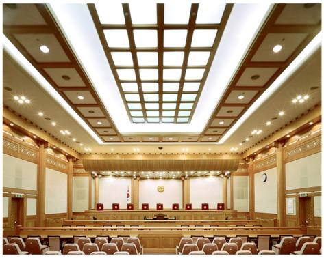 21헌법재판소 대법정