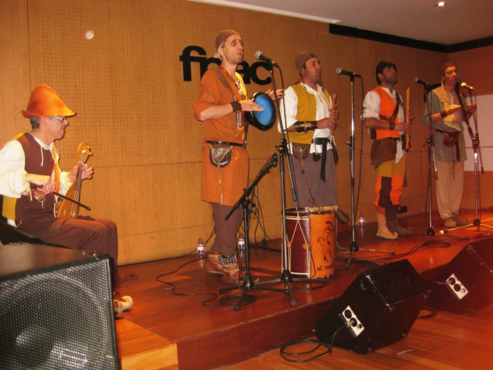 FNAC - Apresentação CD
