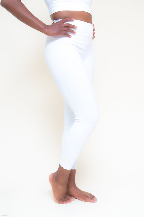 Legging Shape Blanc