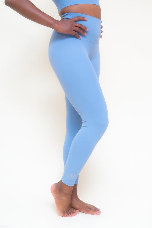 Legging Soft Bleu