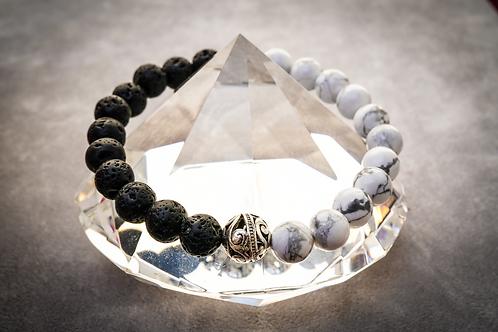 "Bracelet ""Yin & Yang"""