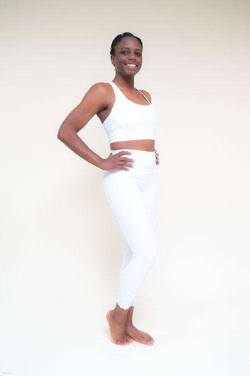 Ensemble Shape Blanc