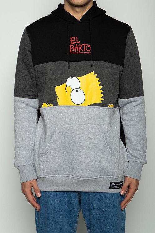 El Barto vyriškas džemperis