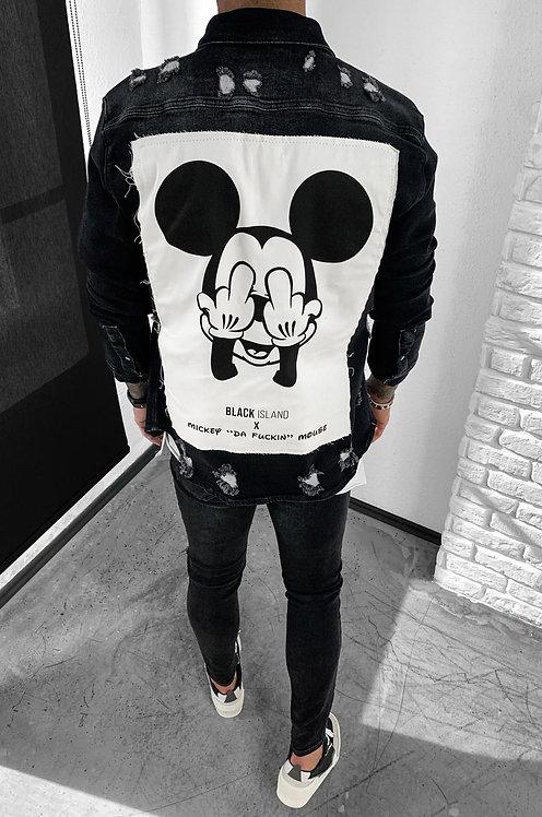 Mickey džinsinis švarkas