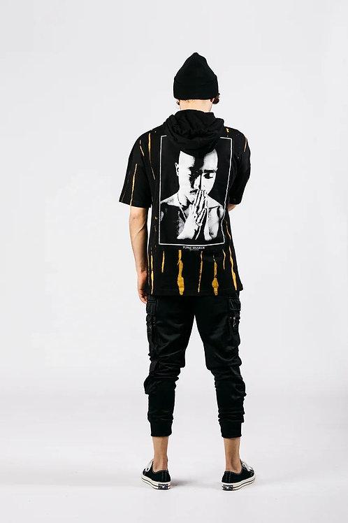 2PAC vyriški marškinėliai