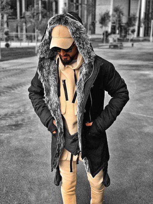 Vyriška kailinė striukė