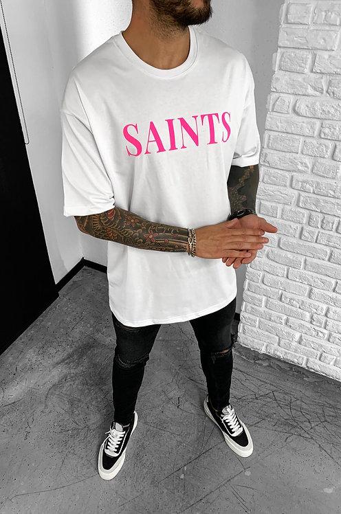 Saints vyriški marškinėliai