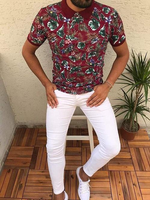Vyriški polo marškinėliai