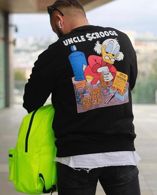 Uncle Scrooge vyriškas džemperis