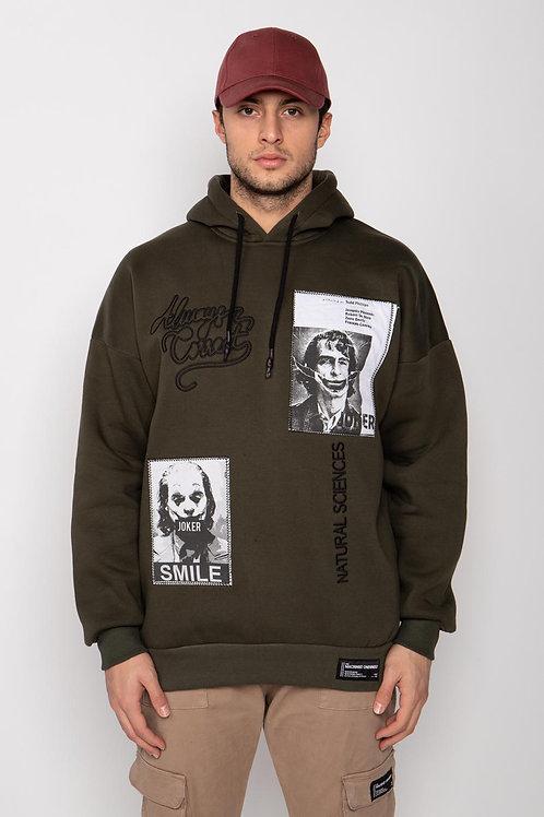 Joker vyriškas džemperis