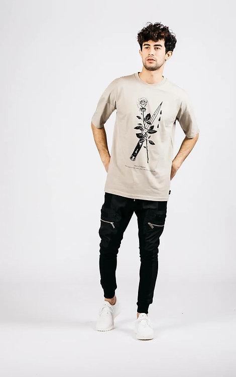 Rose vyriški marškinėliai
