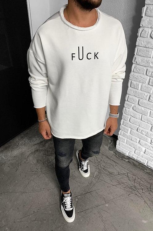 F**k vyriškas megztinis