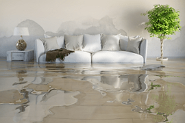 Water Damage Repairs and water restoration services Edmonton