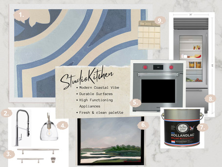 A Modern Studio Kitchen - BTS in The Chef's Pantry