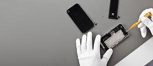 Beheben eines Smartphone