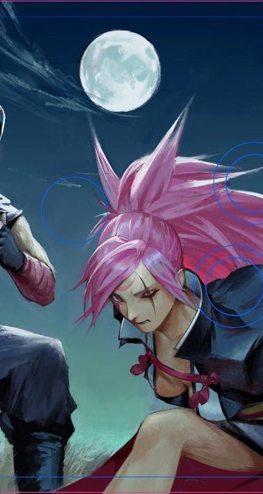 Ryu Hayabusa & Baiken