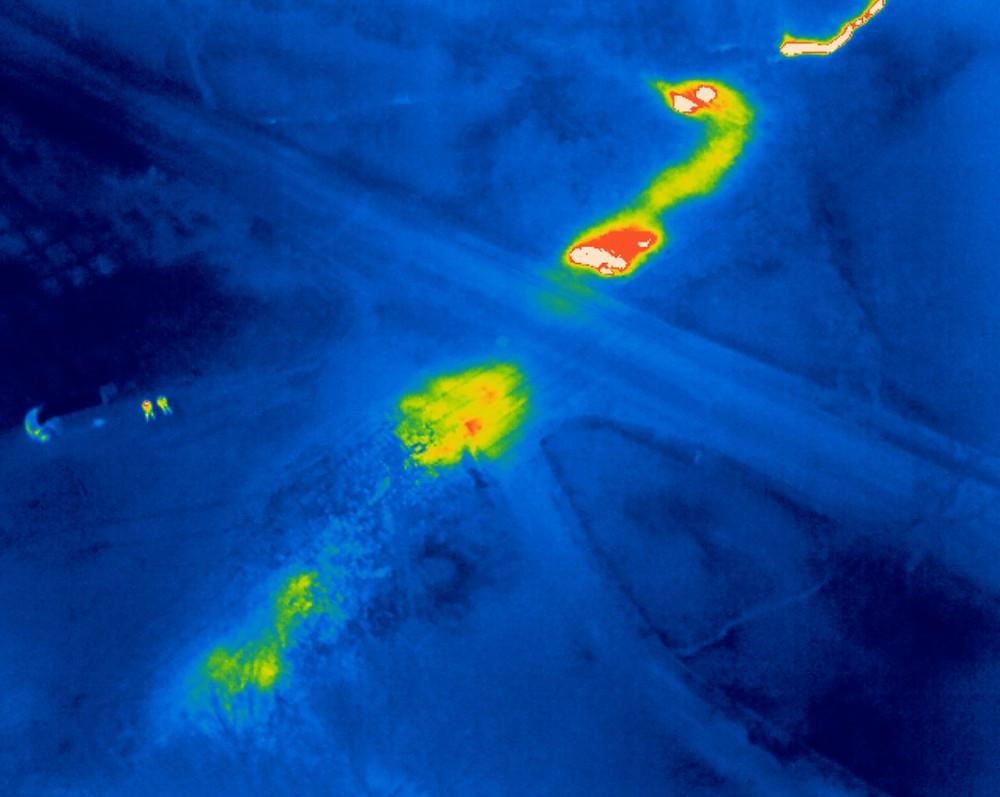 Drones na indústria de água e esgoto