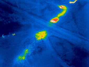 A tecnologia dos Drones beneficiando a indústria de água e esgoto