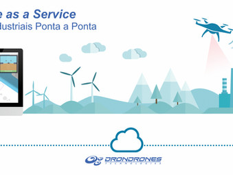 DaaS (Drone as a Service) no Brasil