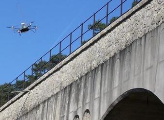 Drones Revolucionando as Inspeções - Pontes