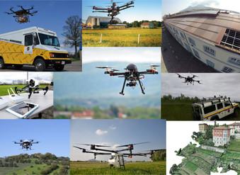 Questões para considerar ao implantar drones no seu negócio