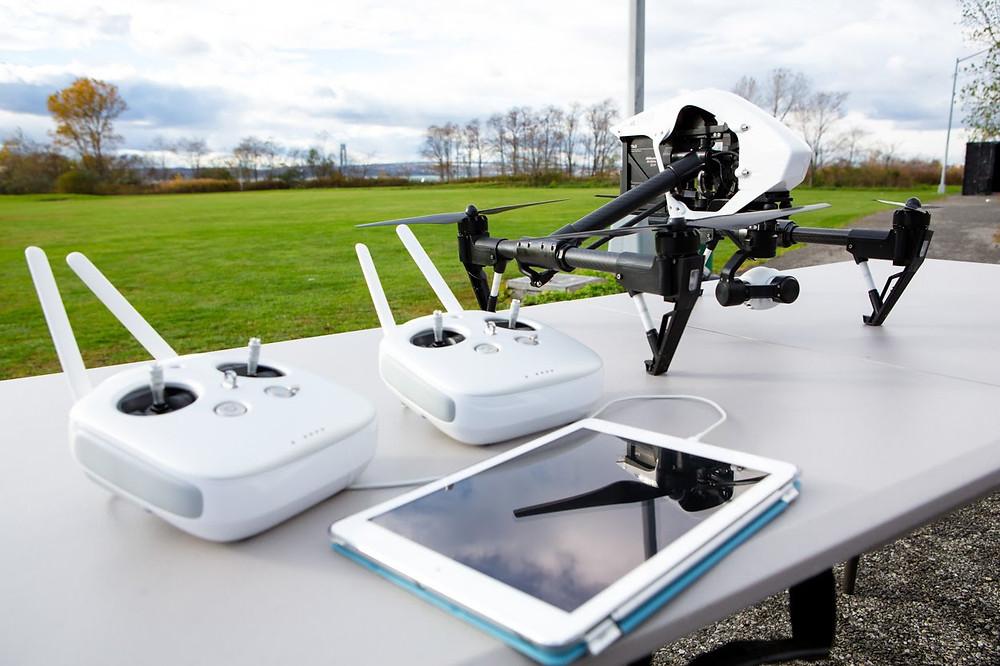 DronDrones na Vigilância Patrimonial