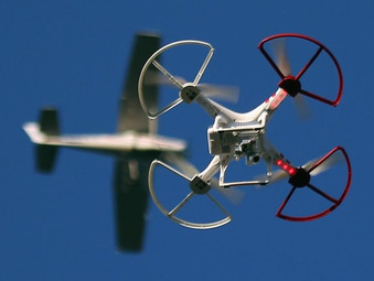 Drones irresponsáveis