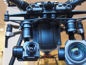 Tendências dos Drones para 2018
