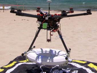 Guarda Vidas com drones neste verão